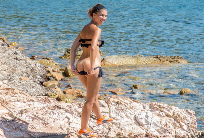A nice arse - Nudist Pictures and Photos