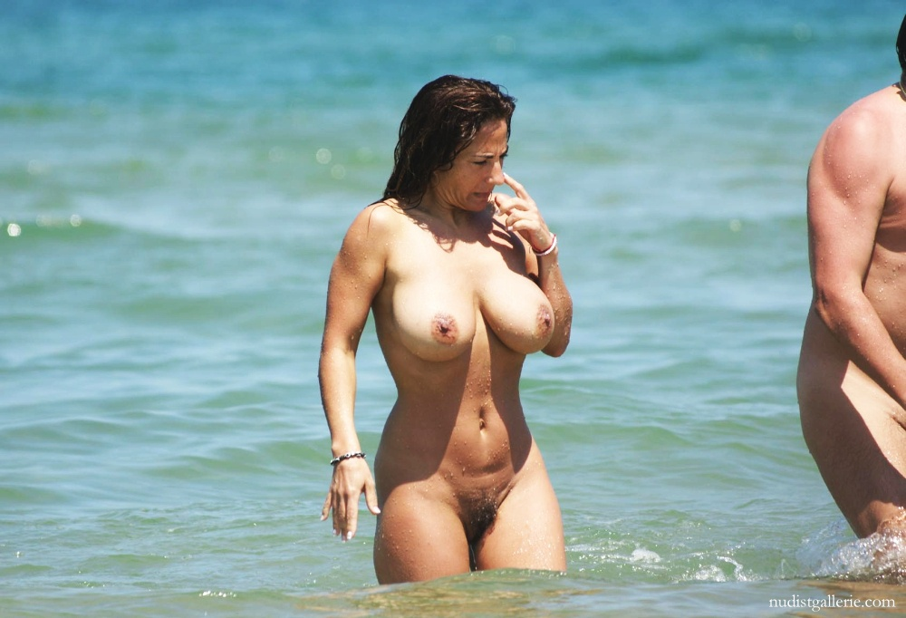 Confirm. busty wife topless beach
