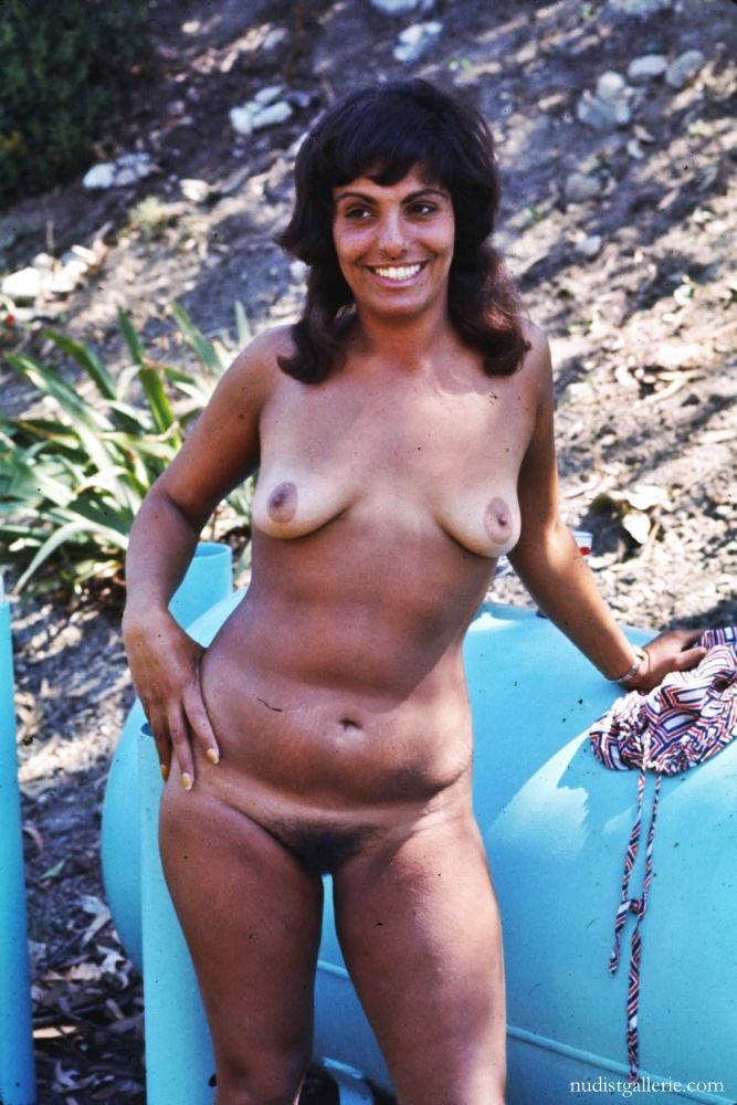 retro hairy nudist family gallery