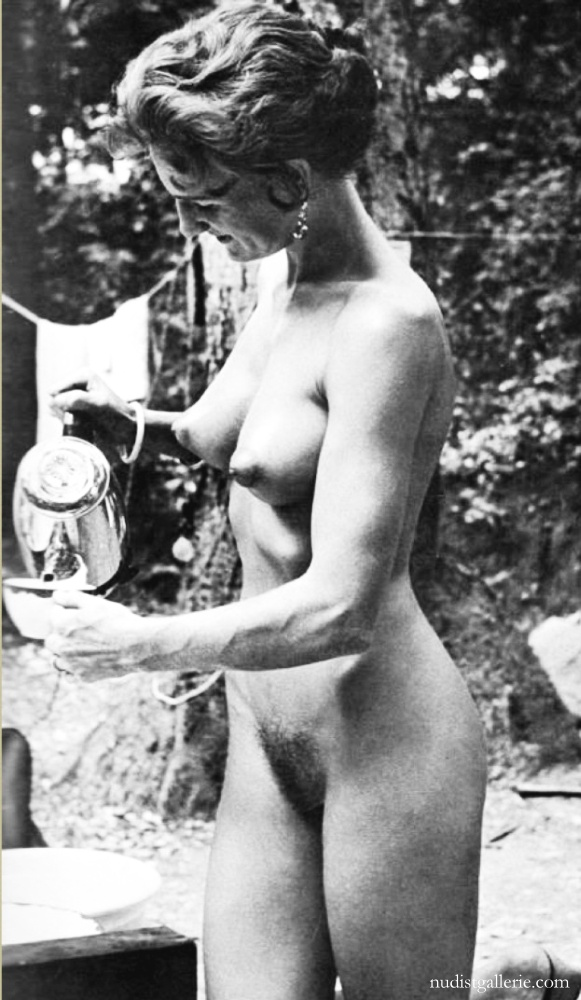 Hairy vintage nudist pics - Nudist Pictures and Photos