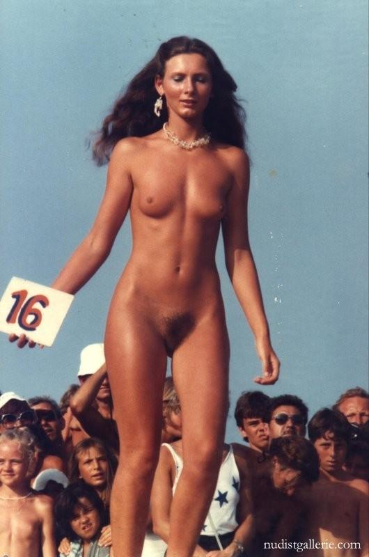 Are nudiste pageant contest