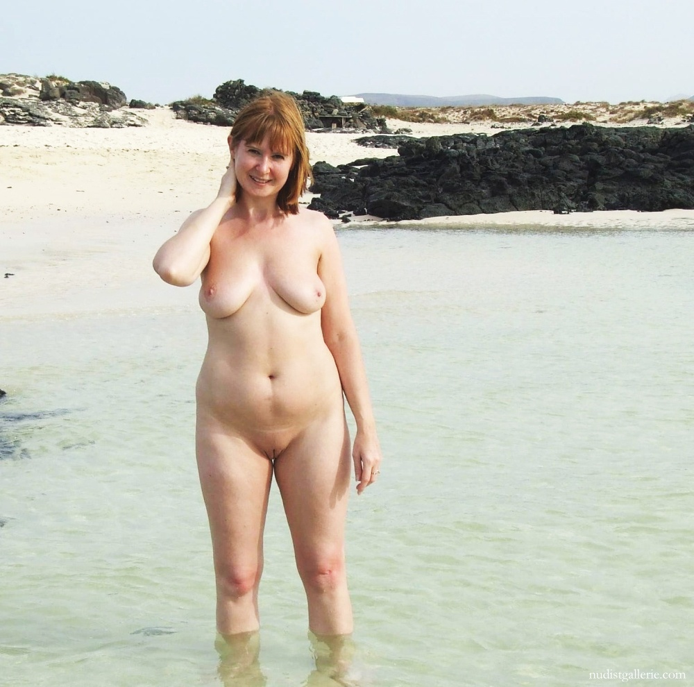 naked beach shaved pussy picture - nudist pictures and photos