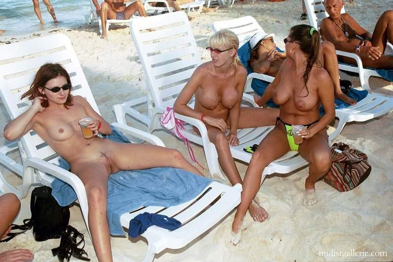Talk little nudists group