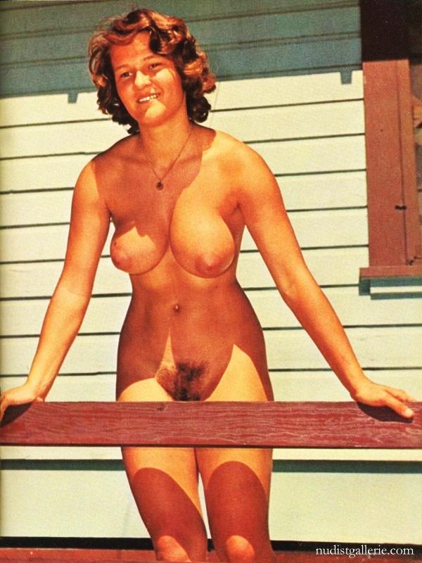 free vintage galleries nudist