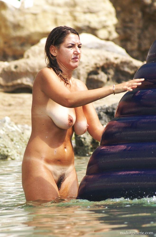 Consider, that nude beach photo album excited
