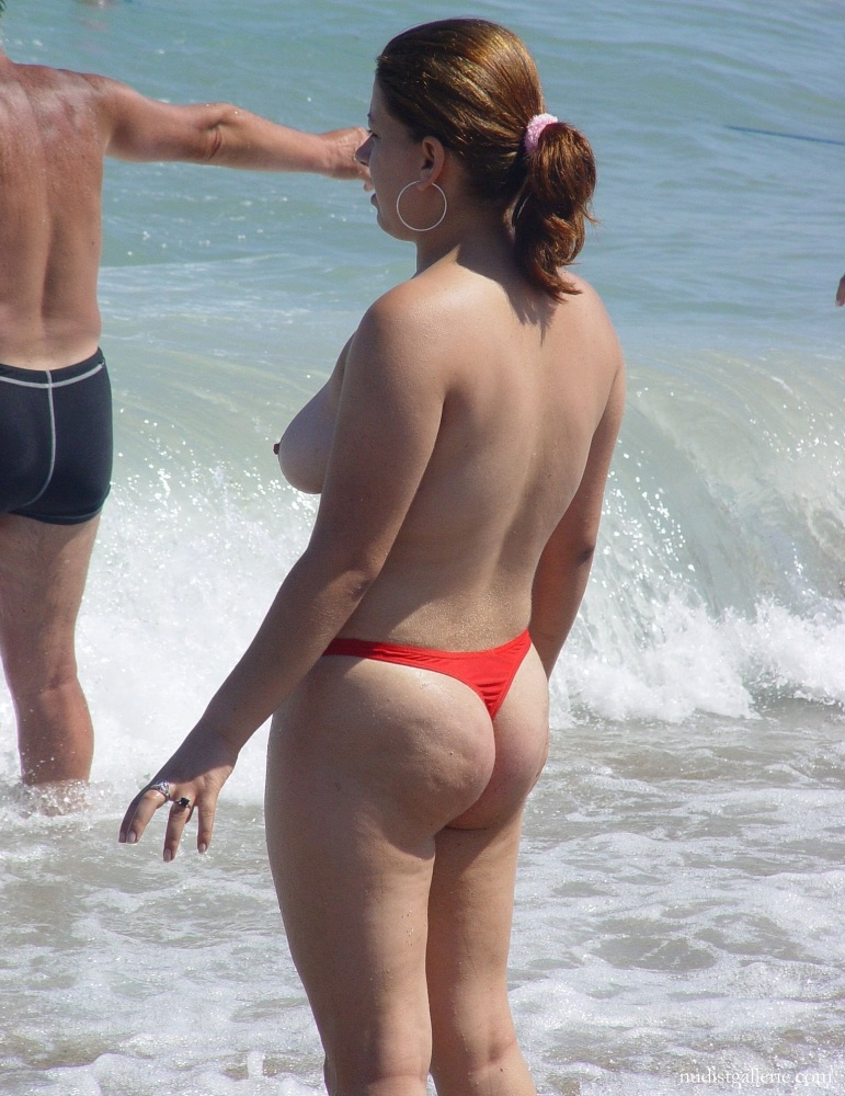 Hello mature moms beach topless star trek