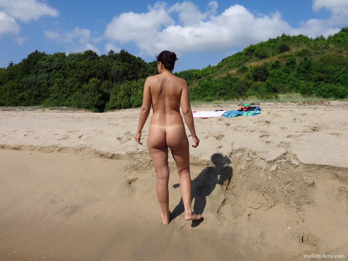 Think, Bulgaria nude beach